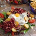 Belle salade