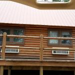 Cabins with lofts