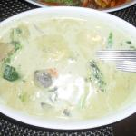 Green Veg Thai Curry
