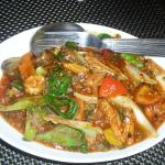 Veges in Chilli Bean Sauce