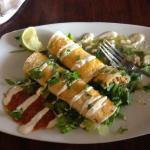 Chicken Enchilada app