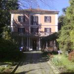 Fronte Villa Margherita