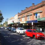 Main street of Leura