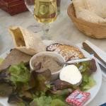 Brasserie 'La Fontaine d'Evraud'