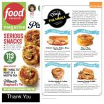 Thank you Food Network Magazine for liking our Sticky Pig Pulled Pork Sandwich