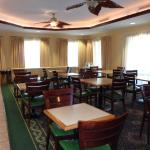 Our Breakfast Area where you can enjoy our Complementary Hot Breakfast