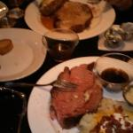 A little blurry but thats because I couldn't wait to taste it ALL! :-)