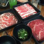 各式的肉類