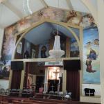 Main altar at St. Ephraim