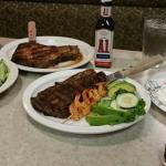 Most delicious steaks around!