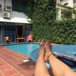 Hostel Villa Vento Surf Foto