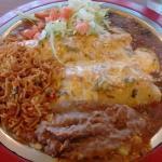 Chicken/Beef Enchiladas