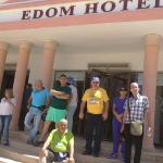 Edom Hotel Petra Foto