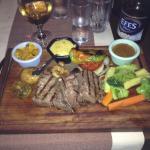 Foto di Panderosa Restaurant