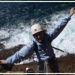 Canyon sec de La Ciotat