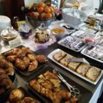 Desayuno continental Buffet Libre