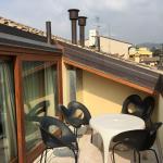 Terrasse - Suite