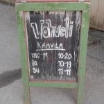 Photo of Vohvelikahvila