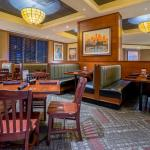 Relax with your friends, coworkers or family in our large dining space