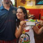 Gift Card Giveaway Winner