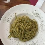 The dish Pesto