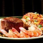 Filet Mignon and Shrimp Combo!!!