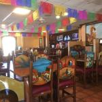 Monte Alban interior and bar
