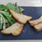 foie gras aux figues fraîches