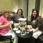 Lovely afternoon tea at Two E Bar in the Pierre Hotel