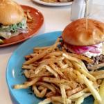 Umami burger, one of The best burger i've had!