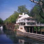 Great Falls Canal Boat Ride Foto