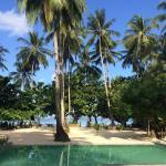 Pool - El Nido Mahogany Beach Resort Photo