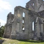 Unfinished Church - side view