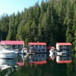 Beautiful Resort in Nootka Sound
