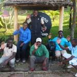 Team At Nkuringo Gorilla Lodge