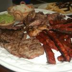Parrillada para 4 personas las mejores carnes de Puerto Escondido