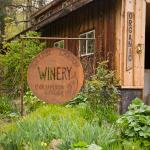 Outside the Winery Tasting Room