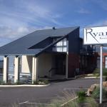 Front of Ryans Restaurant
