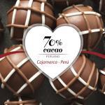 Nuestros productos llevan en su corazón el mejor cacao del mundo.