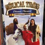 Biblical Times brochure