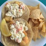 Shrimp Taco and Fish Taco