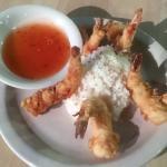 California Rollin' Tempura Shrimp