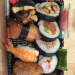 Daily sushi pack