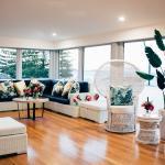 Babalou lounge area