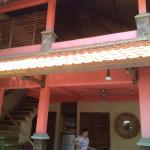Balcony and upstairs room 7