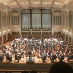 Photo of Cleveland Orchestra at Severance Hall