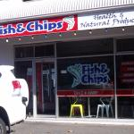 Front of Batters Fish & Chips