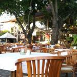 Italian restaurant at Kumala Pantai