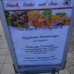Zum Hamburger Foto