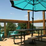Lots of wonderful deck seating available
